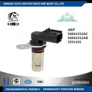 JEEP crankshaft position sensor 56041552AC 56041552AD 2351101 Manufactures