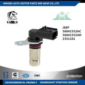 Quality JEEP crankshaft position sensor 56041552AC 56041552AD 2351101 for sale