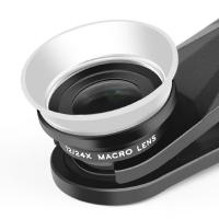 Universal Macro Photography Lenses 12-24X Super Macro Lens for iPhone Mobile Phone lense Manufactures