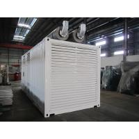 900KVA Containerized Diesel Generators KTA38-G2A , Standby Diesel Generator Manufactures