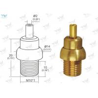 Buy cheap Bottom Cable Exit Brass Cable Gripper Adjustable Wire Grippers No Finishing Color from wholesalers