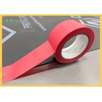Stucco Masking Tape Outdoor UV Stucco Masking Tape Red Stucco Tape Manufactures