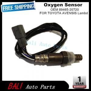 China Lambda Sensor oxygen sensor FOR TOYOTA Avensis T22 1AZ-FSE 2.0 oem 89465-20720 on sale