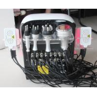 635nm Ultrasonic Cavitation Machine Radiofrequency + Diode Laser , Air Cooling Manufactures