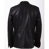 OEM Smart, Cool and Fashion, Black / Yellow and Size 46, Size 48 Mens Leather Suits Manufactures