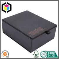 Special Paper Surface Logo Hot Foil Print Cardboard Gift Packaging Box Manufactures