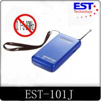 Custom 101J Wireless Signal Bug Camera Detector With 10m Interception Manufactures