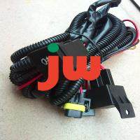 Audio Power Auto Electrical Wiring , Gps Battery Wire Harness Pvc Tube Protection Manufactures