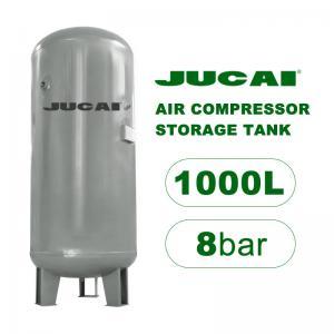8bar Corrosion Resistant High Pressure Air Storage Tanks 1000L Manufactures