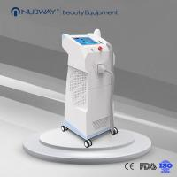 Home , spa , clinic Body hair removing machine , 808nm Diode laser waxing machine Manufactures