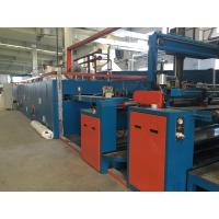 China Reduce Cost Fabric Dyeing Machine , Textile Finishing Machinery Hot Air Circulation Oven on sale