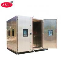 Constant Temperature Humidity Chamber , Stability Environmental Test Chamber Manufactures