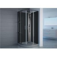 Free Standing Shower Enclosure Pivot Door Quadrant Shower Cabin Glass Bathroom Kit Manufactures