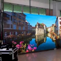 High resolution  P2mm Fixed use SMD indoor LED display sign for stage led display for advertising video wall Manufactures