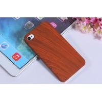 Wood grain pattern Protective case for iPhone4s