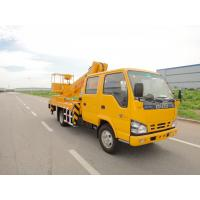 FM440 104RB 10×4 Drive Road Wrecker Truck 90km/h 11342×2500×3710mm Manufactures
