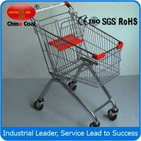 China RHB-60B Chinese manufacturer Grocery shopping carts for sale on sale