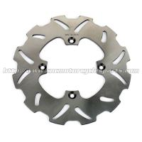 190mm Silver Motorcycle Brake Disc Front Solid Brake Rotors Honda CRF150R For Street Bike Manufactures