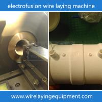 China SOCKET ppr fittings Wire laying machine PC-63/315ZF electrofusion coupling coupler Wire Laying Machine on sale