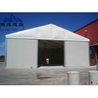 Rooftop Large Warehouse Tent Color Printed With Hard Pressed Extruded Aluminum Alloy Manufactures
