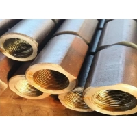 2m - 5m Length Friction Welding Rock Drill Rods / Geological Drill Rod Manufactures