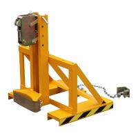 500Kg Loading Drum Clamp Attachment for Painting, Cleaning Manufactures
