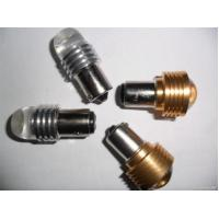 High Power Car Led Light With Lens / Ba9s 1w/ba9s Led With Lens Manufactures