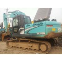 70000USD Japan 2011 Kobelco SK200  20Ton used excavator SK200-8 for sale Manufactures