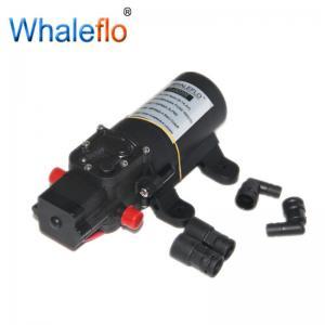 Whaleflo Rv Pumps 12V 4.6LPM Self-priming Caravan Water Pump Manufactures