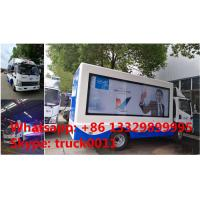 Quality 2017s best price high quality Mobile LED advertising truck for VIVO Mobile Phone for sale, FAW P6 LED billboard truck for sale