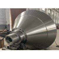 Anti Rust Alloy Steel Casting Parts Shaft And Cone Products For Cone Crushers Manufactures