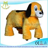 Hansel stuffed animals / riding on toy,battery operated ride animals Manufactures