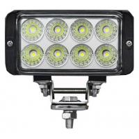 7.8-Inch 80W LED Car Light Bar Double Rows For Truck Vehicle 30000 Hours Above Life Time Manufactures