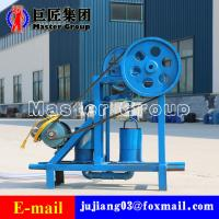 Inner suction pump wa ter well drilling machine Well killing machine for sale Manufactures