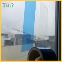 Decoration Disposable Blue Window Glass Protection Cover Film Manufactures