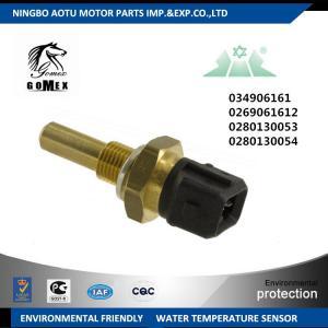 Water / Engine Coolant Temperature Sensor 034906161 0269061612 0280130053 0280130054 Manufactures