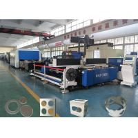 High quality automatic fiber cutting machine stainless steel thick-walled tube thin wall tube laser cutting machine Manufactures