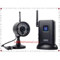 China 2.4Ghz IR Digital Wireless Home Security Camera on sale