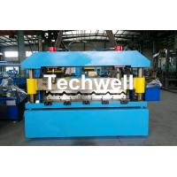 TW-18-228.5-914 Roof and Wall Cladding Roll Forming Machine With Hydralic