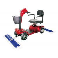 HY101 Electric Driving Dust Push Cart / Conference Room Equipment Room Service Furniture Manufactures