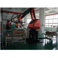 High Speed 5 Gallon Robotic Palletising Automatic Palletizer Machine Manufactures