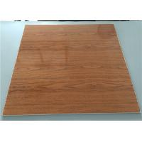 Fireproof PVC Ceiling Boards For Interior Ceiling Decoration 595×595 Mm Manufactures