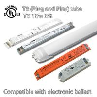 13W Fluorescent Led Tube Replacement , SMD Led T8 Fluorescent Replacement Tubes Manufactures