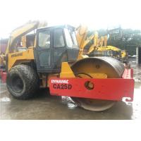 Vibration Second Hand Road Roller , Dynapc CA25 Rollers For Heavy Equipment