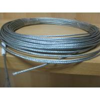 Flexible 2mm 316 Stainless Steel Stranded Wire Ropes 1x12 , 1570MPA - 1960MPA Manufactures