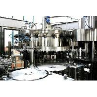 Balanced Automatic Pet Bottled Soft Drink Filling Machine (CGFA18-18-6) Manufactures