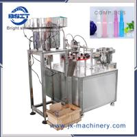 1.5ML PP Ampoules Plastic Container filling and capping machine for hyaluronic acid