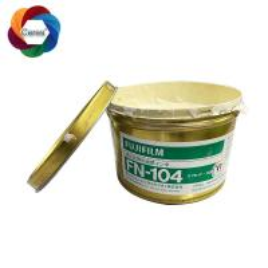 FN-104 Desensitizing Ink, Subtraction Ink For Carbonless Paper 1kg/tin, 15 tins/carton Manufactures