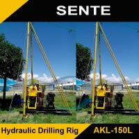 Cheap, economy, AKL-150L water well rig Manufactures