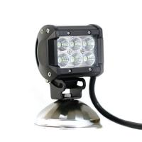 4.5 inch 18W Cree LED Mini Car Light Bar with Spot / Flood / Combo Beam Manufactures